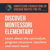 Discover Montessori Elementary