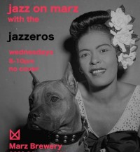 Jazz on Marz with The Jazzeros
