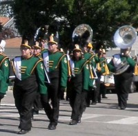 Farmers Market Concert: The Kelly High School Marching Band