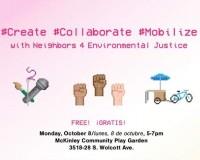 #Create #Collaborate #Mobilize