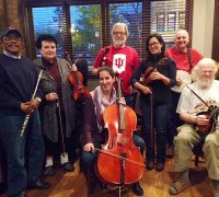 Farmers Market Concert: Fiddle Club of the World