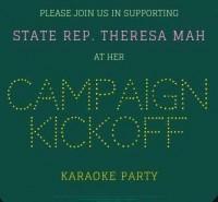 Campaign Kickoff Karaoke Party