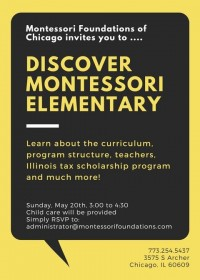 Montessori Elementary Info Session