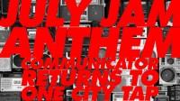 July Jam Anthem with DJ Communicator