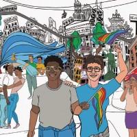 Chicago Reader Pride Block Party