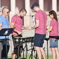 Drumming in the Park