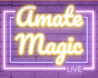 Amate Magic Live