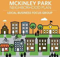 McKinley Park Neighborhood Plan Business Focus Group