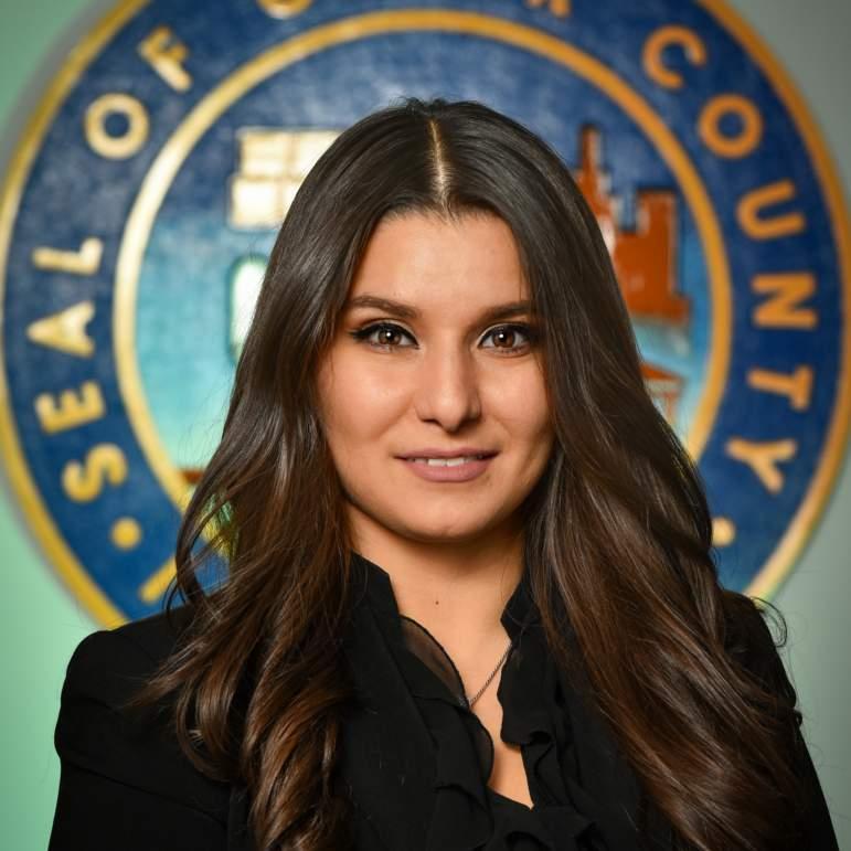 Commissioner Alma Anaya