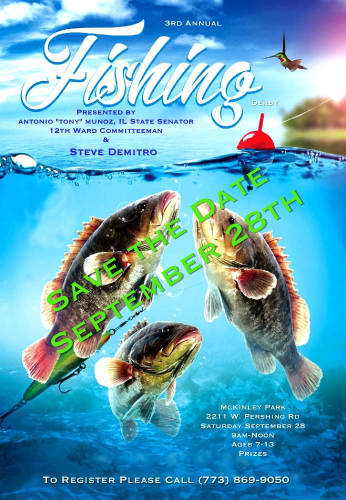 McKinley Park Fishing Derby 20190928 poster forweb