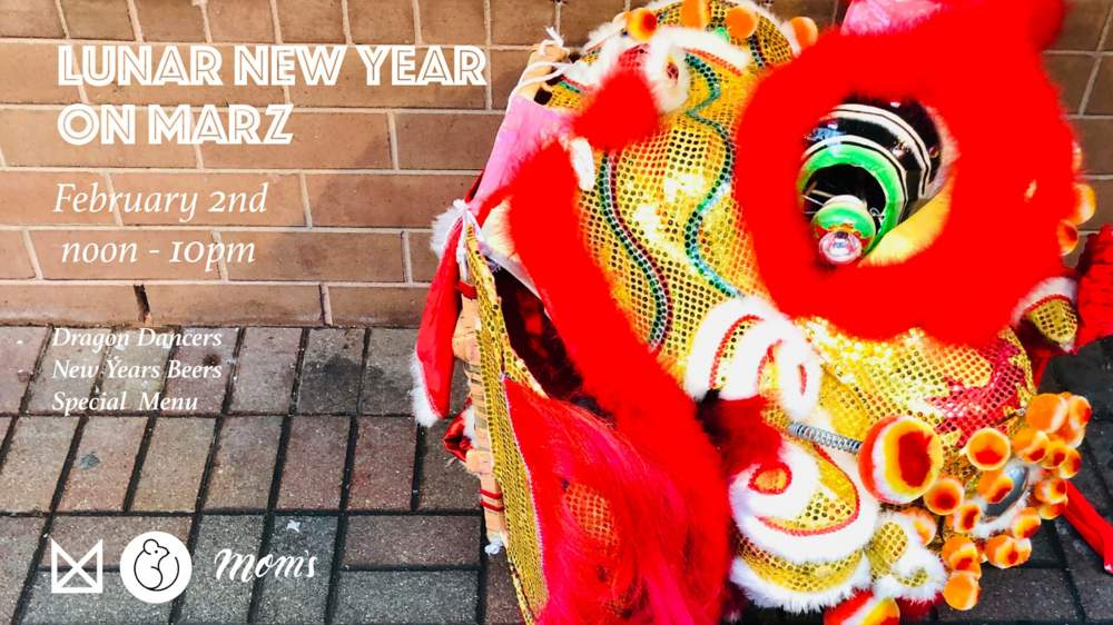 Lunar New Year on Marz 20200202 poster
