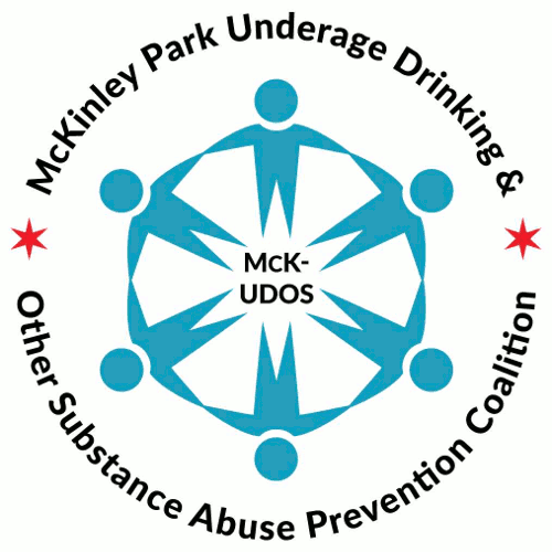 McKinley Park Underage Drinking Other Substances Abuse Prevention Coalition logo