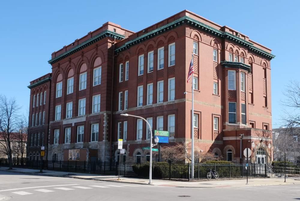 McKinley Park News - Everett, Evergreen Schools Pegged for