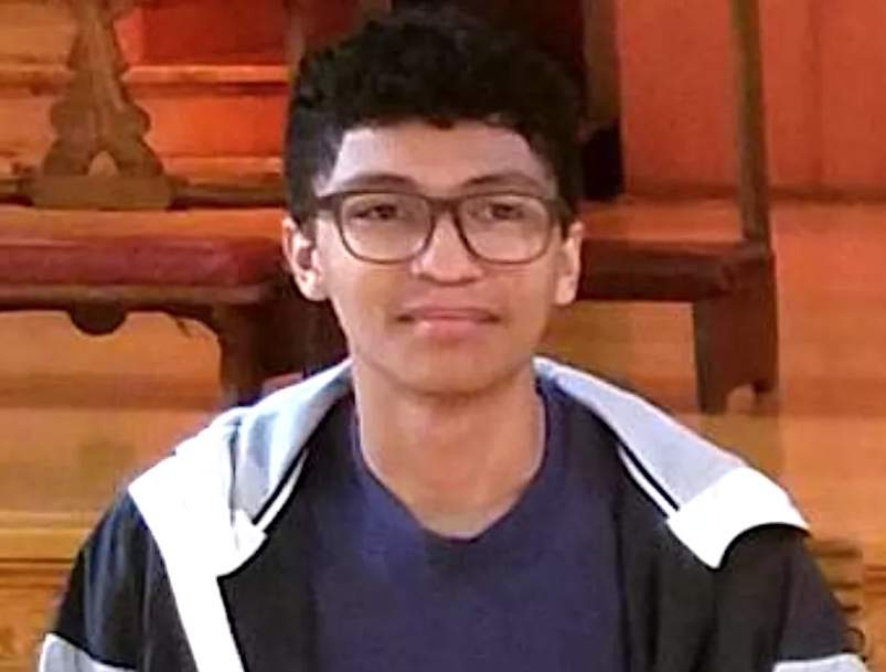 Gabriel Gilliams, 17, has been reported missing from the McKinley Park neighborhood of Chicago.