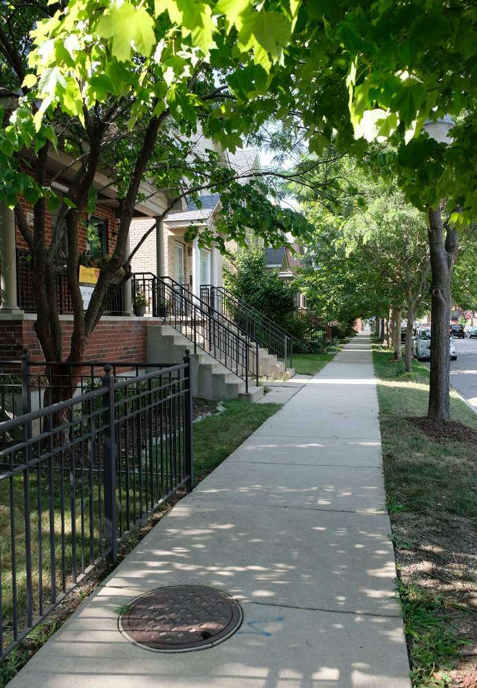 3800 block of South Paulina Street west side Chicago 20190809