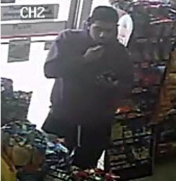 McKinley Park robbery suspect 20201024 3508 S Hoyne Ave Chicago gas station no mask