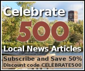 Celebrate 500 Local News Articles