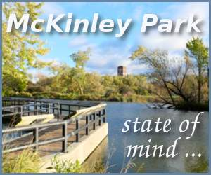 Click to stay top of mind in McKinley Park.