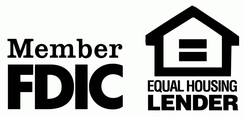 Member FDIC Equal Housing Lender logo